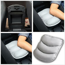 Autos Armrest Console Box Grey Handrails Central Armrest Soft Pad For Mitsubishi