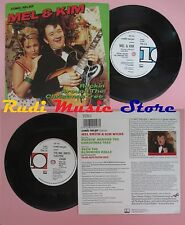 LP 45 7'' MEL & KIM Rockin around the christmas tree Deck blooming *no cd mc dvd