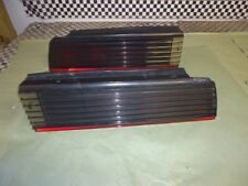 1982,83,84 Pontiac Trans am OEM GM smoked tail lights!!!