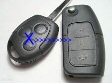 NEW 3 BUTTON FLIP REMOTE KEY FOB, for FORD FOCUS, MONDEO C-MAX, GALAXY, S-MAX++