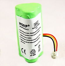 HQRP Battery for Motorola SYMBOL 82-67705-01, BTRY-LS42RAAOE-01, K35466 Scanner