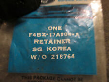 NOS 199 - 1997 FORD ASPIRE REAR BUMPER COVER RETAINER ASBY F4BZ-17A904-A NEW