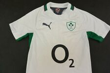 IRELAND (IRFU) 2009-2010 Puma Rugby World Cup Shirt Jersey SIZE M (adults)