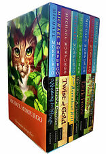 Michael Morpurgo 8 Books Collection Box Set 9-16 Twist of Gold, Waiting for Anya