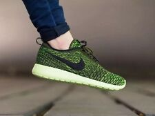 WMNS NIKE ROSHE ONE FLYKNIT Running Trainers Shoes Gym - UK 5.5 - EUR 39 RRP £95
