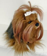 KOSEN Made in Germany NEW Yorkshire Terrier Plush Toy Dog
