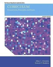 What's New in Educational Administration and Leadership: Curriculum :...