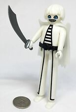 Playmobil Mystery Figures Series 10 Glow In The Dark Tall Ghost Pirate 6840