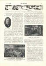 1906 W A Smith Argyll Motors Coach Building Shop Lady Constance Stewart Richards