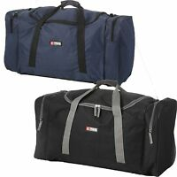 "Mens Large 26"" Holdall Sports & Gym Duffle Bag Sports Weekend Travel Work"