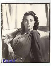 Ava Gardner busty sexy Photo from Original Negative