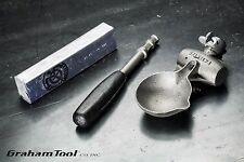 Lead Hammer Mold Set, 2 Pound, Perfect For Bridgeport Milling Machine, Gunsmith