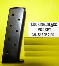 LOOKING GLASS 32 ACP CALIBER 7 ROUNDS Clip Mag Magazine ITEM # BOX
