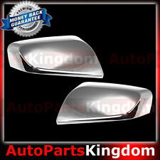 2014-2016 Chevrolet Chevy Impala Triple Chrome Plated Mirror Cover 1 Pair 14-16