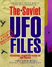 The Soviet Ufo Files: Paranormal Encounters Behind the Iron Curtain-ExLibrary