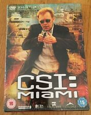 CSI - Crime Scene Investigation MIAMI - Season 4 Episodes 4.1 - 4.12 Brand New
