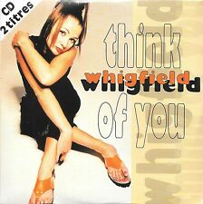 WHIGFIELD - Think of you - 2 Tracks