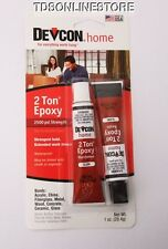 Devcon 2 Ton Epoxy Great For All Crafting Dries Clear And Waterproof