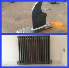 Fonte radiateur supports pour set 3, 4 colonne radiateurs 780mm haut à partir