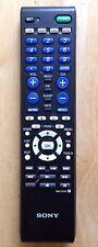 SONY RM-V210 TV VCR CABLE DVD REMOTE CONTROL, GENUINE FACTORY ORIGINAL OEM