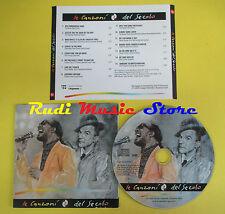 CD LE CANZONI DEL SECOLO 2 compilation THE BYRDS PLATTERS 2000* no lp mc (C14)