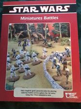 Star Wars - Miniatures Battles + Star Wars Miniature Battles Companion