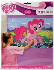 MY LITTLE PONY Friendship is Magic PARTY GAME POSTER ~ Birthday Supplies MLP