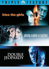 Edge of Your Seat Collection (Kiss the Girls / Along Came a Spider / Double Jeop