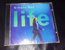 Simply Red - Life  CD sealed