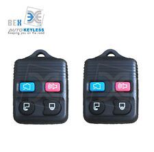 NEW 2 X Replacement Keyless Entry Remote for 2005-2007 Ford Five Hundred