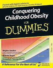 Conquering Childhood Obesity For Dummies-ExLibrary