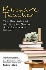 Millionaire Teacher : The Nine Rules of Wealth You Should Have (FREE 2DAY SHIP)