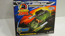 Kung Zhu Special Forces Rhino Tank w/ Spinning Gatling Canons #88302 NEW E