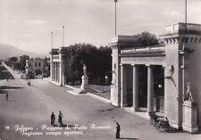 * FOLIGNO - Piazzale di Porta Romana - Ingresso Campo Sportivo 1953