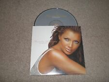 VANESSA WILLIAMS CD Silver & Gold CHRISTMAS USA ADVANCE in CARD SLEEVE
