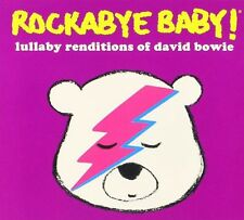 Rockabye Baby: Lullabye Renditions Of David Bowie - Rockabye Ba (2014, CD NIEUW)