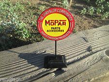 MOPAR Desk disp Parts Accessories The Chrysler Corporation Parts Division Produ