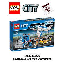Lego City 60079 Training Jet Transporter New and Sealed