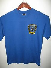 United States Army Eagle Assault 101st Airborne Ghost Riders Aviation T Shirt M