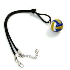 New Movement Volleyball Necklace Sports Pendant Hangings Exquisite Ornament Gift