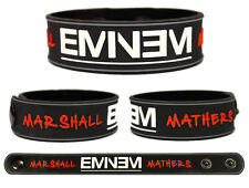 EMINEM Rubber Bracelet Wristband The Marshall Mathers LP 2