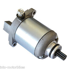 HEAVY DUTY STARTER MOTOR FOR Gilera Runner 125 VX 4T 2001 - 2007