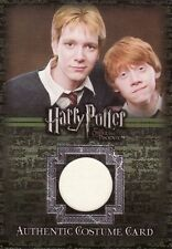 Harry Potter Order of the Pheonix Update George Weasley's C12 Costume Card