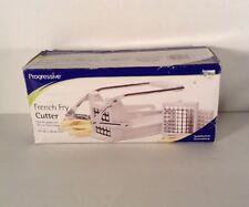 Progressive Vegetable Or French Fry Cutter Julienne Small/Large Hand Wash Only