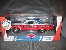 Sox & Martin 1967 Plymouth Belvedere Commemorative Edition 1/18 scale.DCP.NEW!!