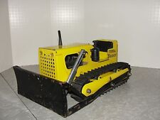 VIntage Mighty Tonka Giant Bulldozer with Air Cleaner - Original Condition