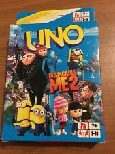 Despicable Me 2 Uno Card Game **BN** *Great Gift*