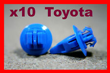 Toyota Highlander Cruiser door card trim panel plastic fastener clips