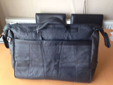 Genuine Leather Overnight Holdal