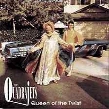 "QUADRAJETS 'Queen of the Twist 7"" sftri nashville pussy hookers new bomb turks"